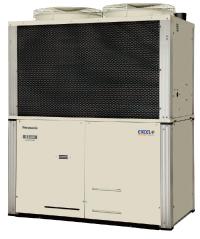 電源自立型空調GHP